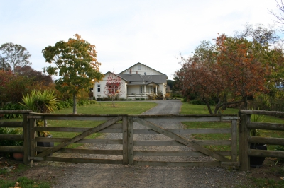 Front Gates at Waiwhenua